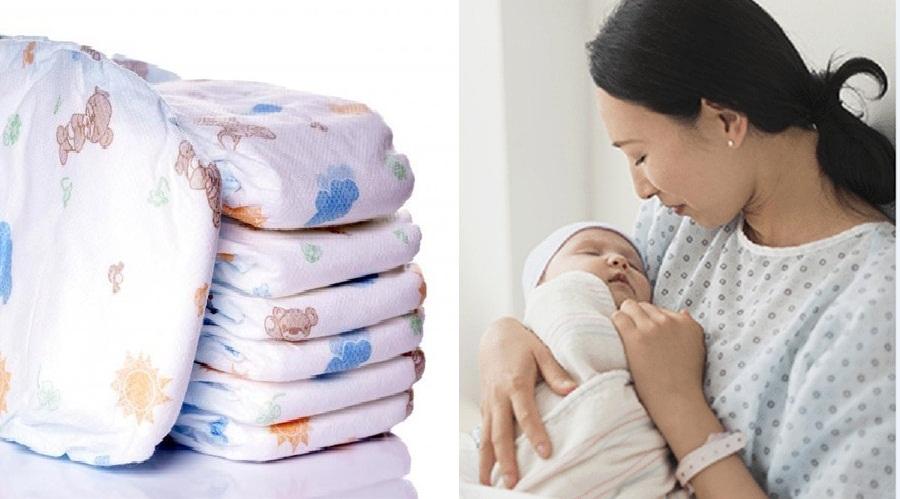 Bỉm cho mẹ sau sinh nên dùng loại nào tốt và tiết kiệm? 1