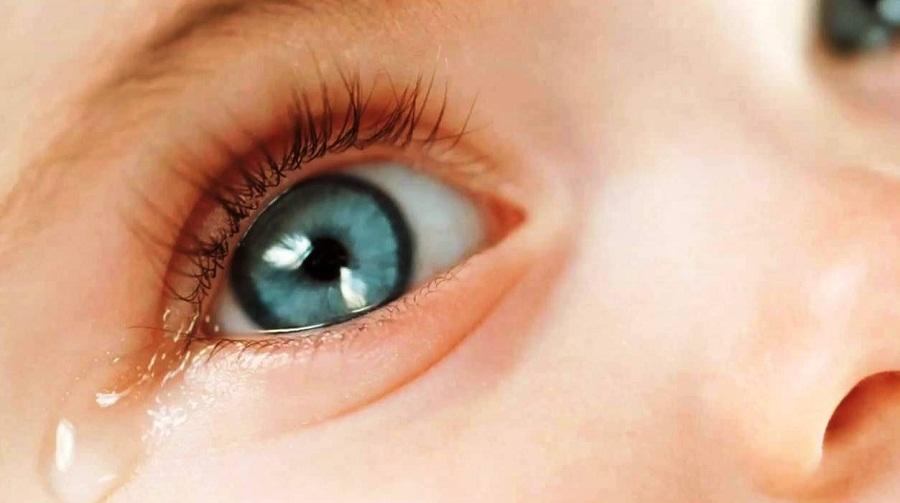 Trẻ sơ sinh bị đau mắt phải làm sao? Có nguy hiểm không? 1