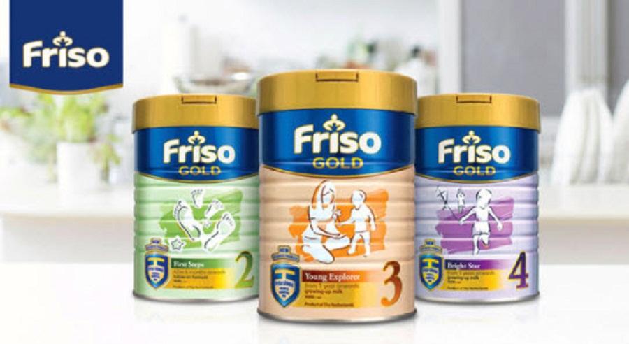 Giải đáp nhanh 2020: Sữa Friso Gold có tăng cân không? Có tốt không? 1