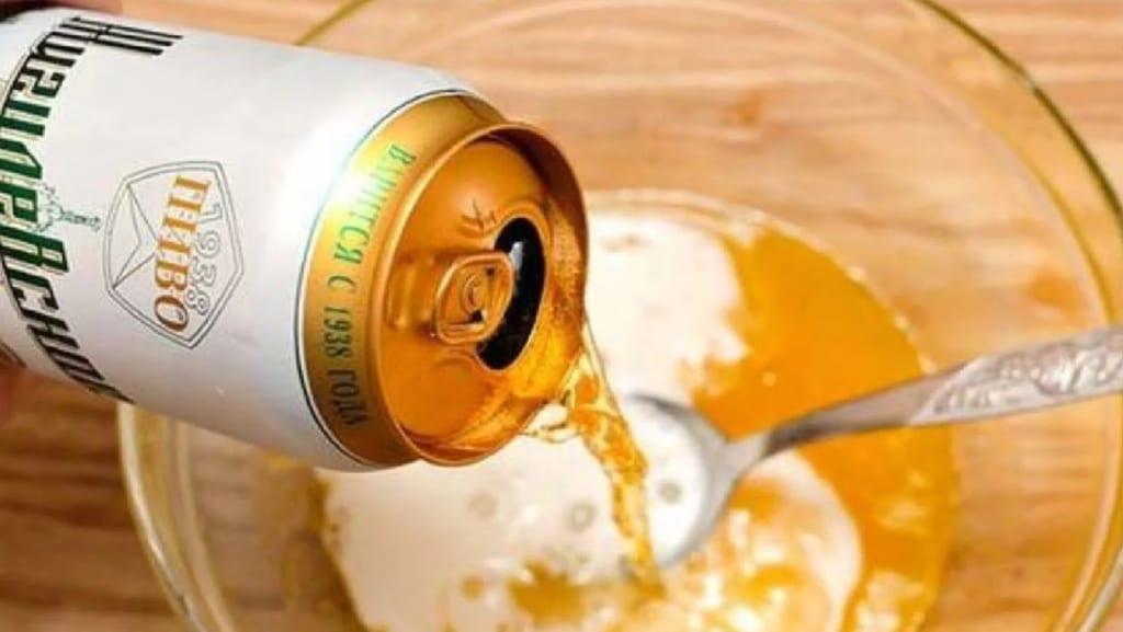 Bia với trứng gà là thức uống bổ dưỡng giúp tăng cân, làm đẹp da