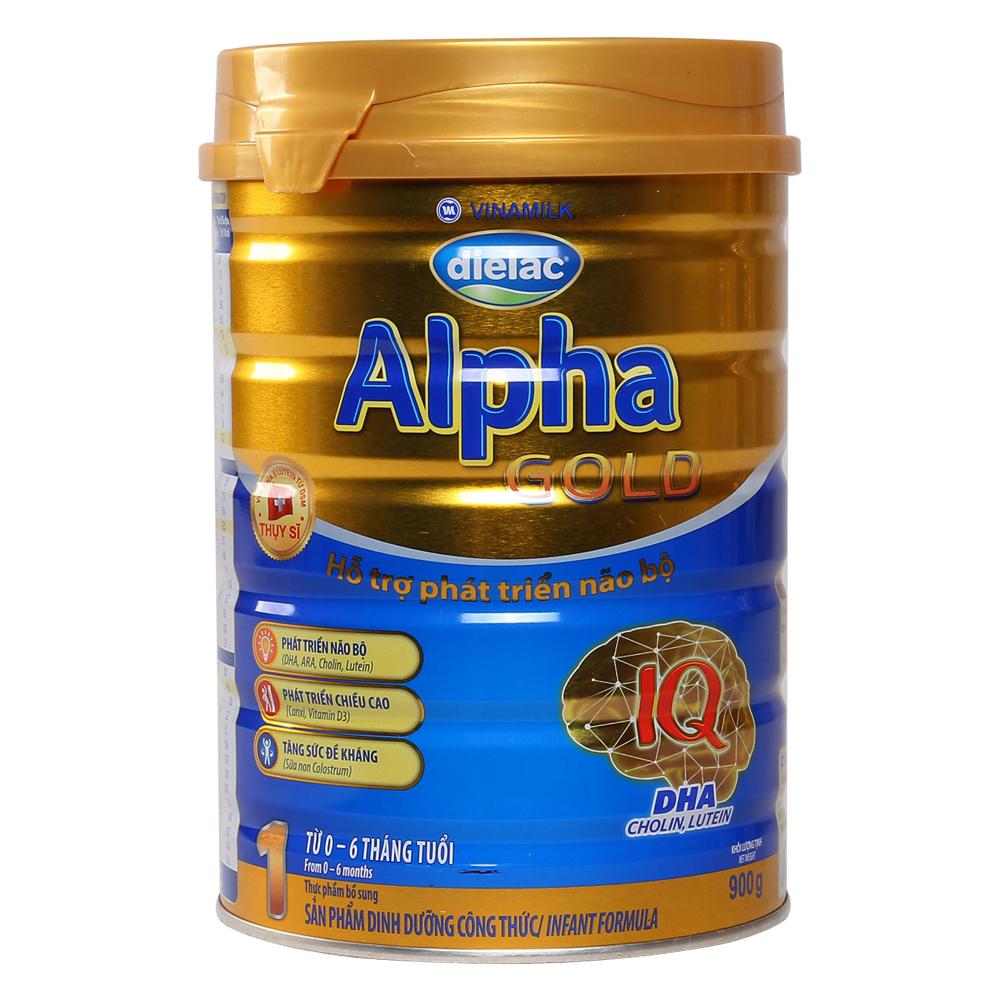 Sữa Dielac alpha step 1