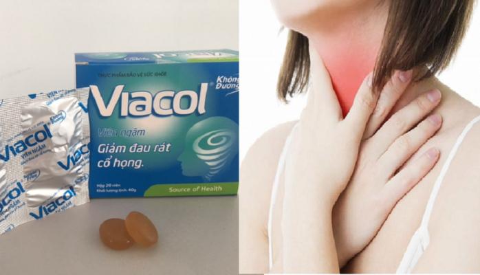 Viên ngậm ho Viacol có dùng được cho bà bầu? Sử dụng ra sao? 1