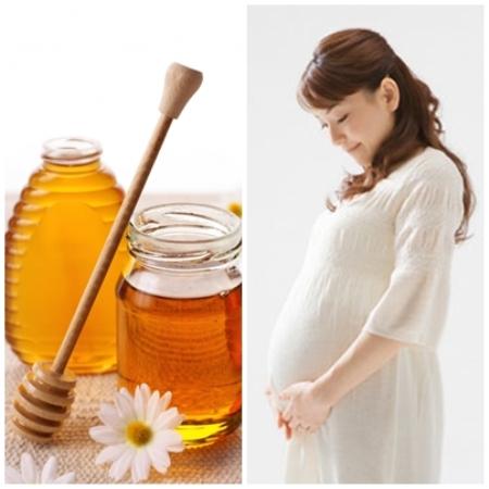 Mang thai 3 tháng đầu có nên uống mật ong?