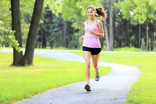Tập thể dục giúp chu kỳ kh nguyệt đều hơn