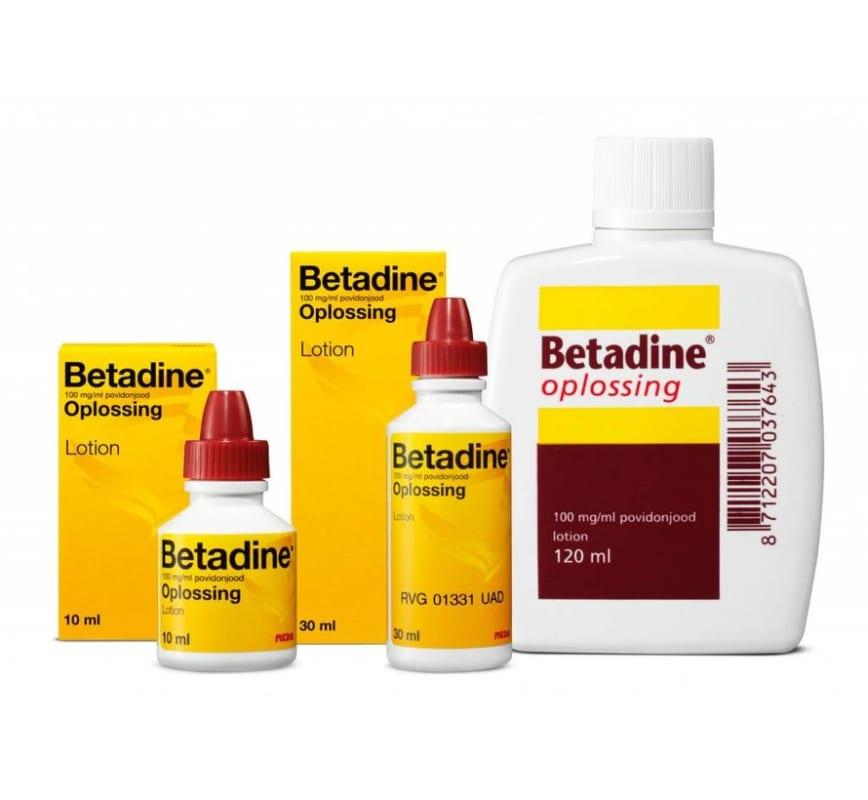 Betadine có dùng được cho trẻ sơ sinh? Cần hỏi ý kiến của bác sĩ khi muốn dùng cho trẻ