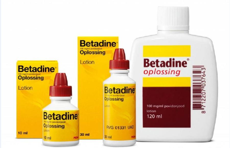 Betadine có dùng được cho trẻ sơ sinh? Giải đáp từ chuyên gia 2020 1