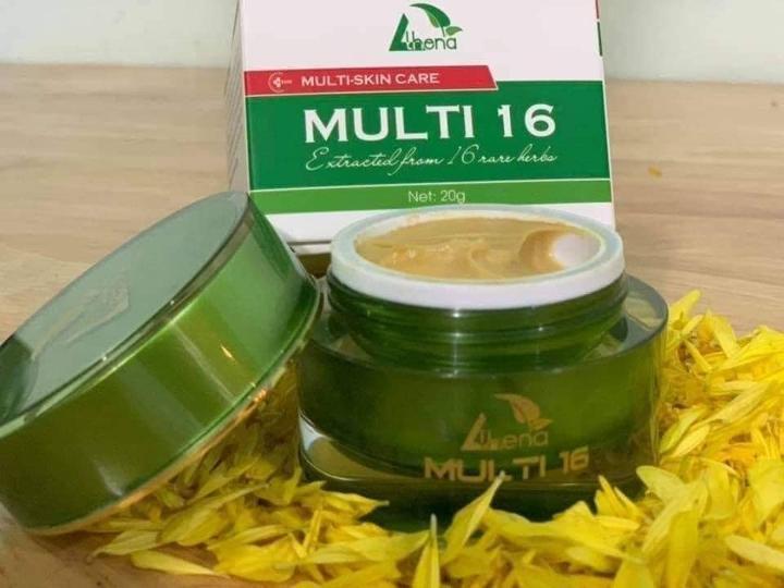 Multi 16 có công dung trị rạn da hiệu quả