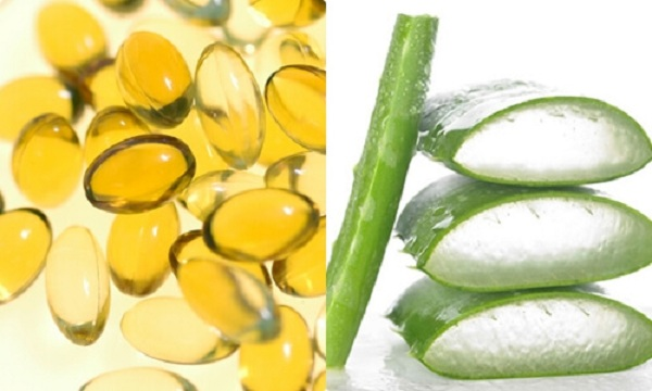 Cách trị rạn da bằng vitamin E
