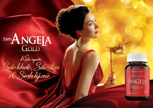 Sâm Angela là một loại thần dược có tác dụng thần kỳ đối với nhan sắc và sinh lý phụ nữ.