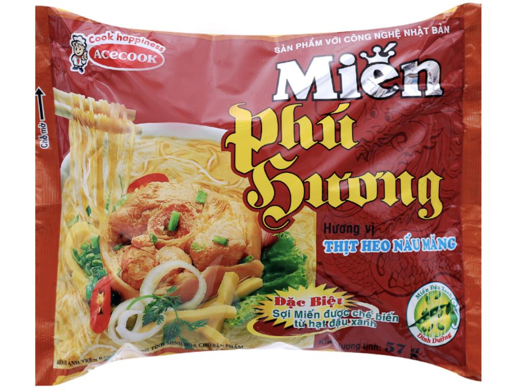 Bà bầu có nên ăn miến Phú Hương không?