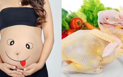 Bầu ăn chân gà luộc được không? Chân gà là món ăn bổ dưỡng với bà bầu
