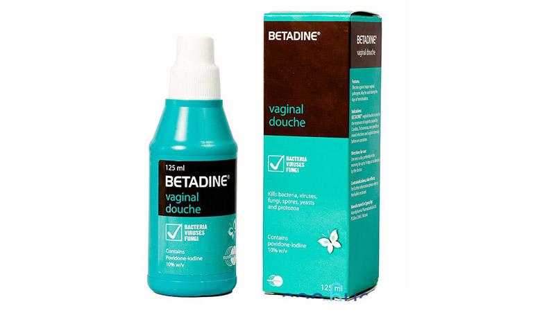Betadine xanh có dùng được cho bà bầu?