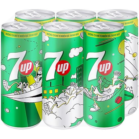 Phụ nữ có bầu uống 7up được không?