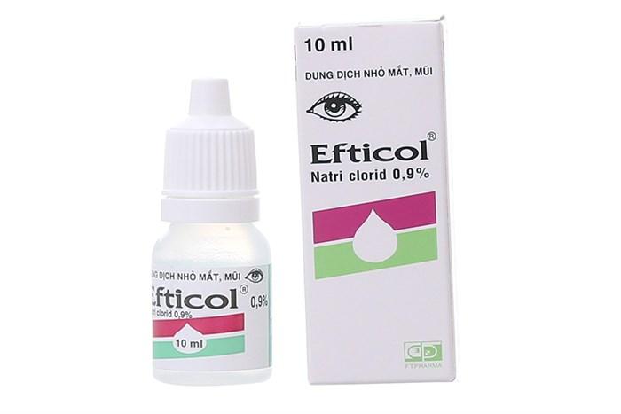 Thuốc Efticol có dùng được cho bà bầu không?