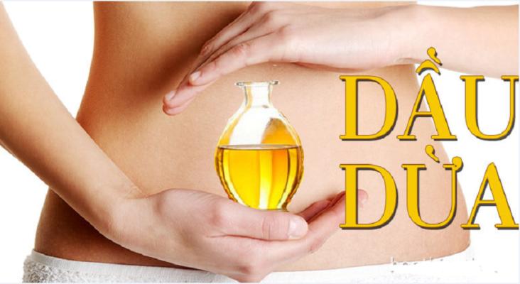 3 bí quyết trị rạn da sau sinh bằng dầu dừa hiệu quả nhất 5