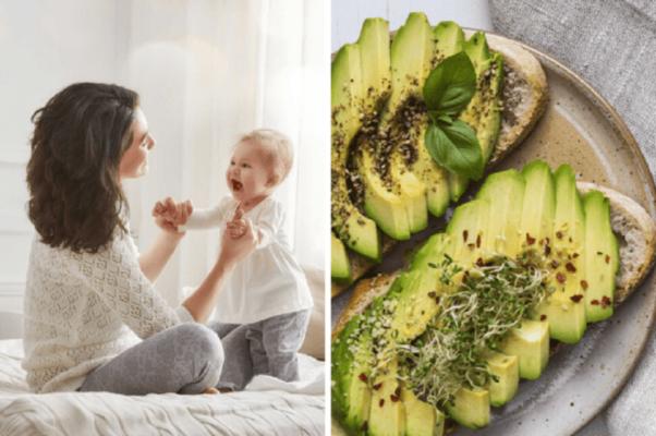 Phụ nữ sau sinh ăn quả bơ được không?