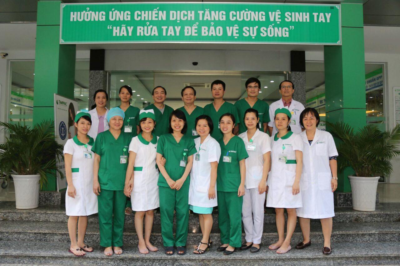 Chi phí và kinh nghiệm sinh ở bệnh viện phụ sản Tâm Phúc 2021 10