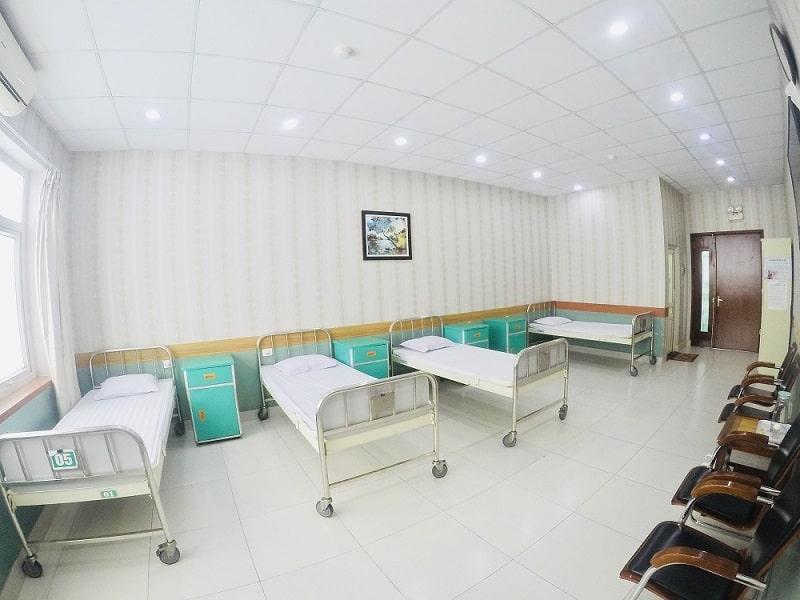 Phòng tiêu chuẩn bệnh viện phụ sản Tâm Phúc