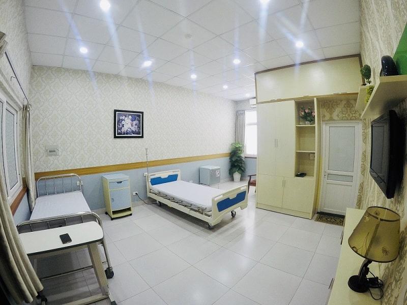 Phòng gia đình bệnh viện phụ sản Tâm Phúc