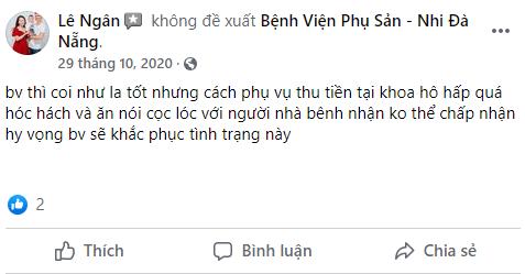Chi phí & kinh nghiệm sinh ở bệnh viện phụ sản Đà Nẵng 2021 16
