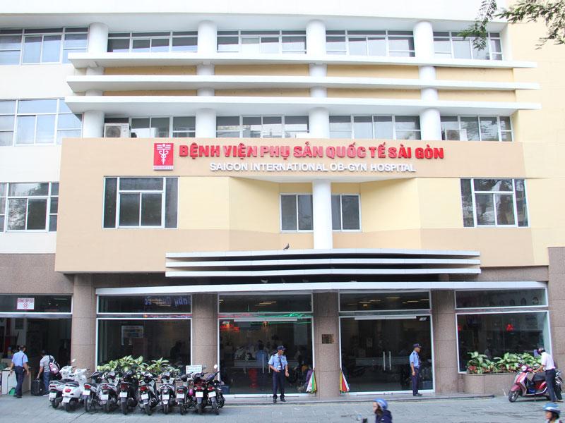 Kinh nghiệm sinh ở bệnh viện Phụ sản Quốc tế Sài Gòn