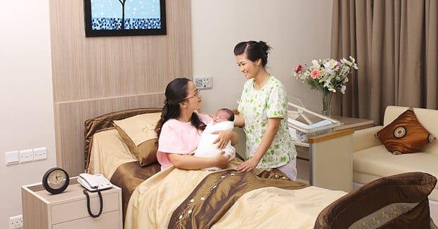 Quyền lợi khi điều trị nội trú tại bệnh viện phụ sản quốc tế Sài Gòn