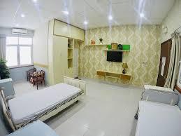 Bảng giá phòng bệnh nội trú tại bệnh viện phụ sản Green